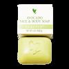 piel sana aguacate jabon de mantequilla