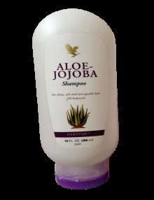 shampoo aloe vera y jojoba forever saludyvidaplus